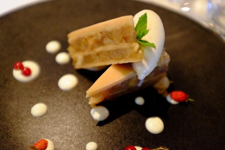 Club Sandwich Dessert
