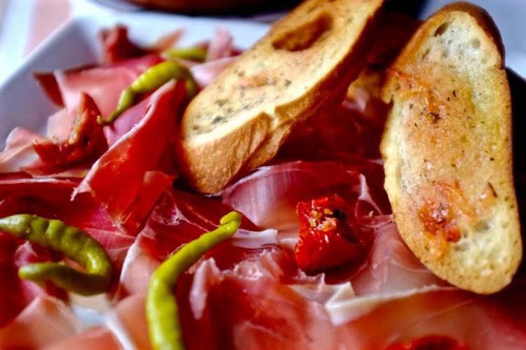 Ham and Bread