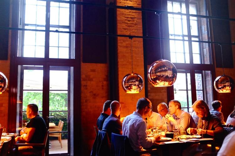 Vault Interior Diners