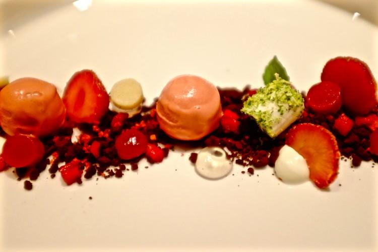 Volt Dessert