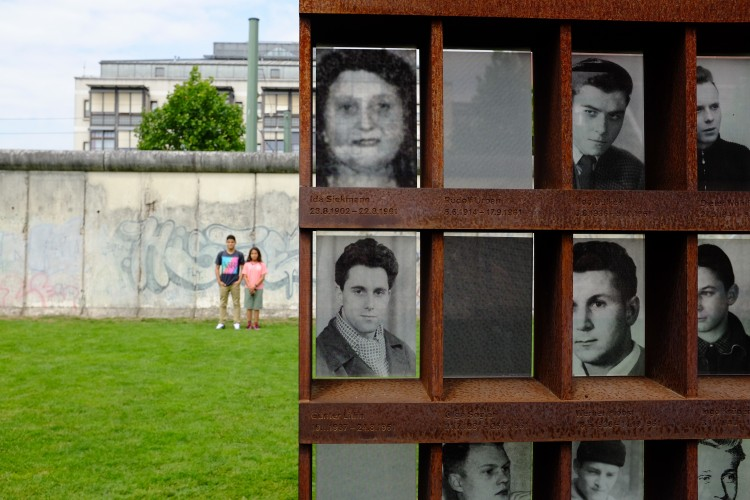 Berlin Wall Escape Memeorial