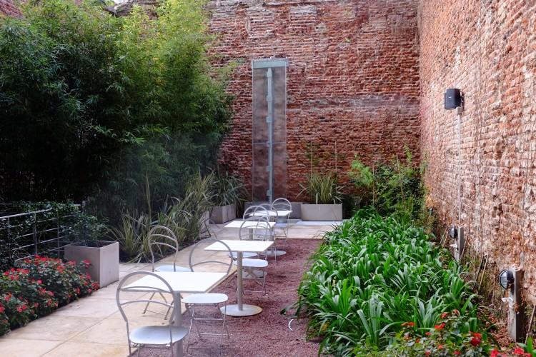 Garden at Palo Santo