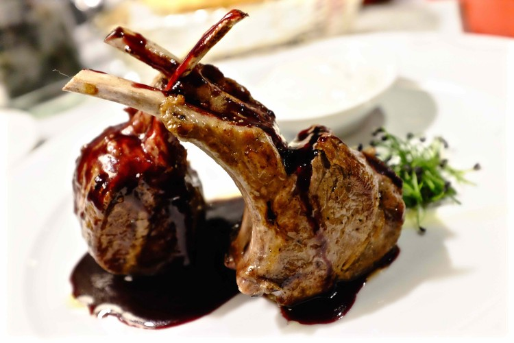 Rack of Lamb 1