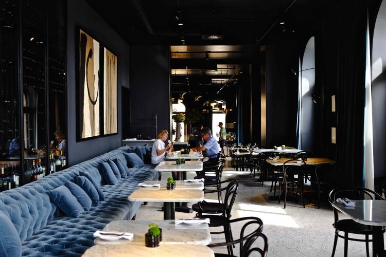 Restaurant Interior 2
