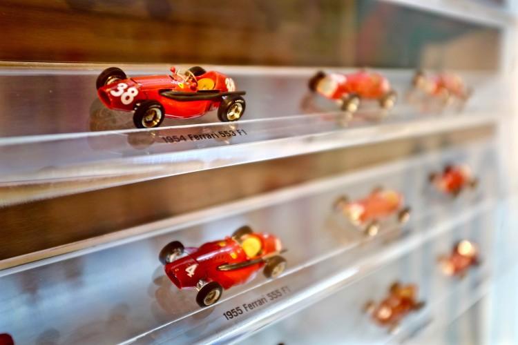 Model Ferraris