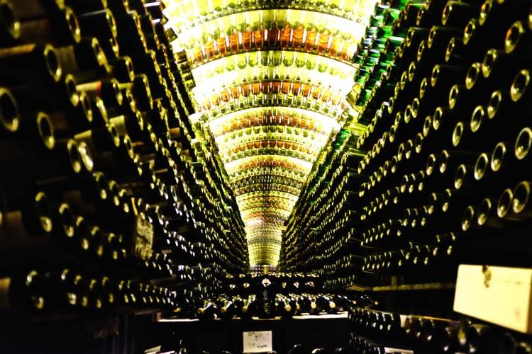 Wine 'Cave'