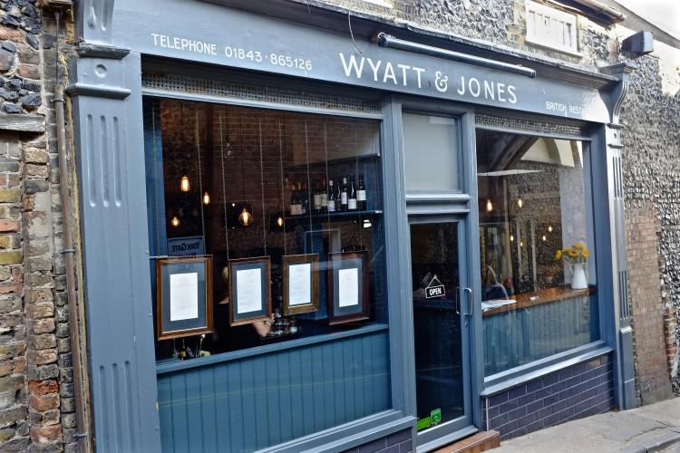 Wyatt & Jones Exterior