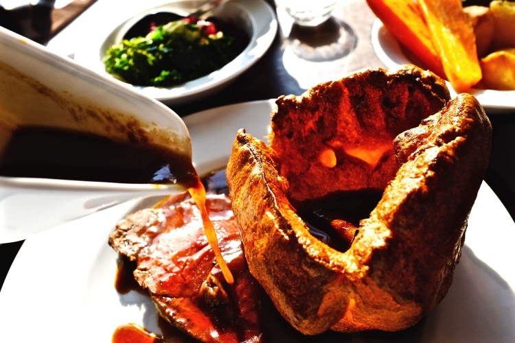 Beef & Yorkshire Pud