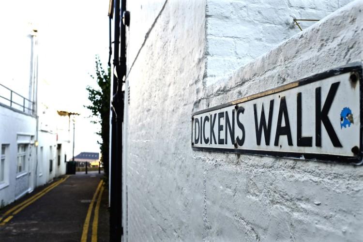 Dickens Walk