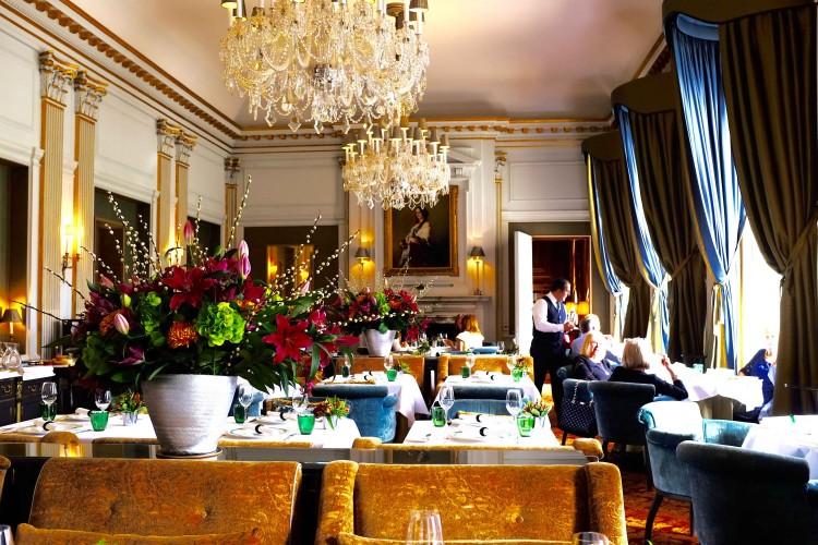 Dining room Cliveden 2