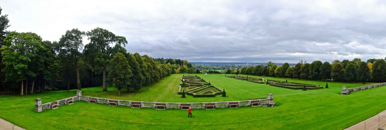 Panoramic from Cliveden